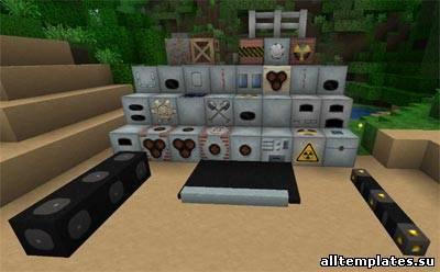 Industrial craft 2 [1. 5. 2] для minecraft скачать моды, моды для.